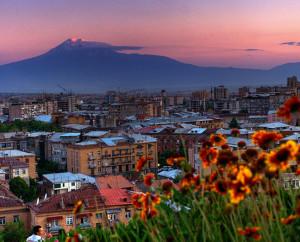 Ереван. Армения.