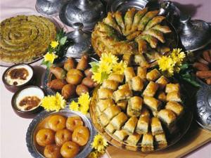 Турецкая пахлава (баклава)