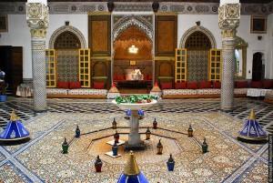 Марокко дворец