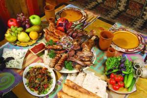 Гастрономические туры в Армению.