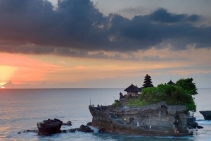 Индонезия. Танах Лот