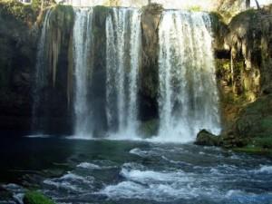 Дюден водопад