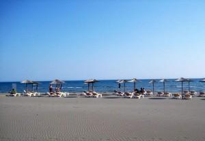 Ульцинь б пляж