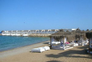 пляж Сангейт